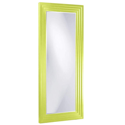 Howard Elliott Delano Green Tall Mirror 82H x 34W x 2D - 43057MG-Wall Mirror-Floor Mirror Gallery