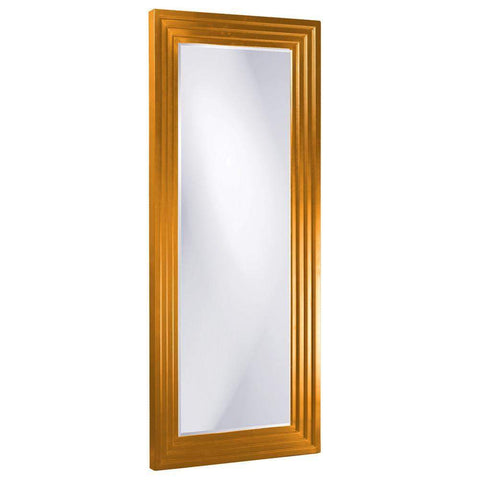 Howard Elliott Delano Orange Tall Mirror 82H x 34W x 2D - 43057O-Wall Mirror-Floor Mirror Gallery