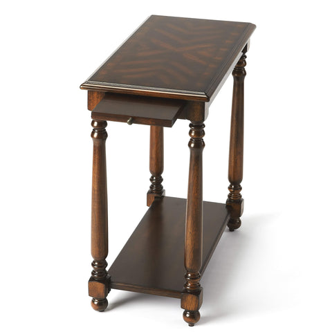 Butler Devane Plantation Cherry Chairside Table 5017024-Chairside Chests-Floor Mirror Gallery