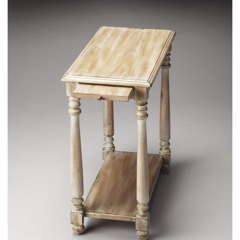 Butler Devane Driftwood Chairside Table 5017247-Chairside Chests-Floor Mirror Gallery