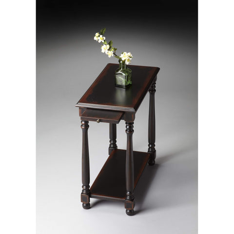 Butler Devane Midnight Rose Chairside Table 5017250-Chairside Chests-Floor Mirror Gallery