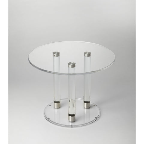 Butler Landis Clear Acrylic Bunching Coffee Table 5167335-Cocktail Tables-Floor Mirror Gallery