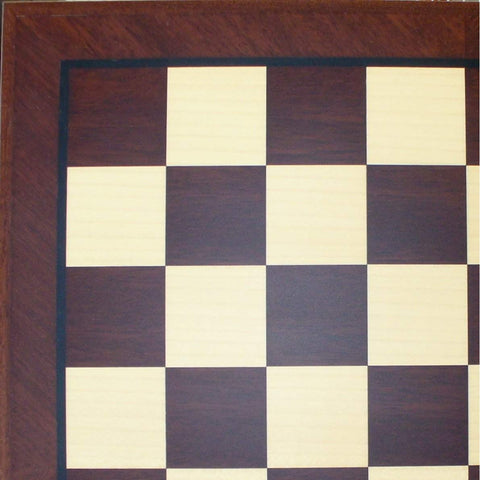 "21"" Jatoba and Maple Board, Ferrer, Spain, 55520JD, by WorldWise Imports-Chess Board-Floor Mirror Gallery"