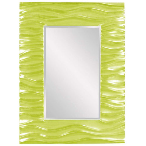 Howard Elliott Zenith Green Mirror 39H x 31W x 2D - 56042MG-Wall Mirror-Floor Mirror Gallery
