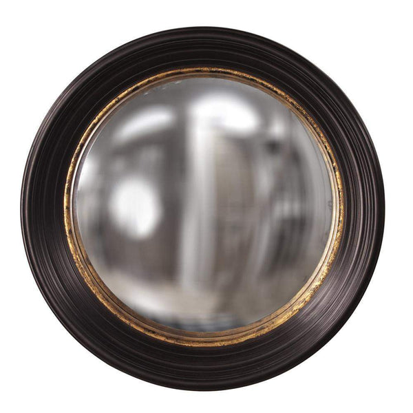 Howard Elliott Rex Convex Mirror 25H x 25W x 4D - 56102-Wall Mirror-Floor Mirror Gallery