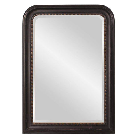 Howard Elliott Carmichael Arched Mirror 42H x 30W x 2D - 56107-Wall Mirror-Floor Mirror Gallery