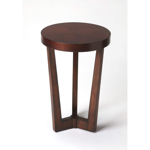 Butler Aphra Plantation Cherry Accent Table 6021024-ACCENT TABLE-Floor Mirror Gallery