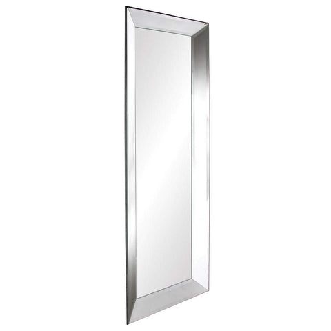 Howard Elliott Vogue Modern Square Mirror 72H x 24W x 3D - 65019-Wall Mirror-Floor Mirror Gallery