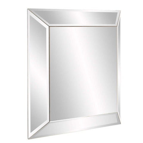 Howard Elliott Vogue Outward Square Mirror 30H x 30W x 3D - 79017-Wall Mirror-Floor Mirror Gallery