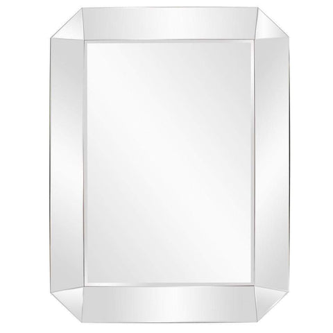 Howard Elliott Sybil Octagonal Mirror 74H x 54W x 5D - 99016-Wall Mirror-Floor Mirror Gallery