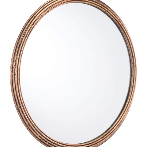 Zuo Modern Zero Mirror Lg Antique A10702-Wall Mirror-Floor Mirror Gallery