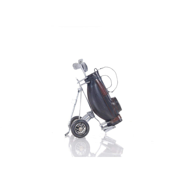 Black Golf Bag Model AJ040 by Old Modern Handicrafts-Models-Floor Mirror Gallery