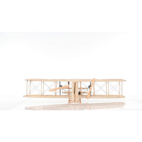 Wright Brothers Airplane Model AJ043 by Old Modern Handicrafts-Models-Floor Mirror Gallery