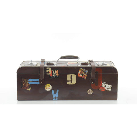 Vintage Suitcase Model AJ047 by Old Modern Handicrafts-Models-Floor Mirror Gallery