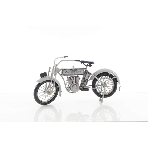 1911 Harley-Davidson Model 7D Model AJ056 by Old Modern Handicrafts-Models-Floor Mirror Gallery