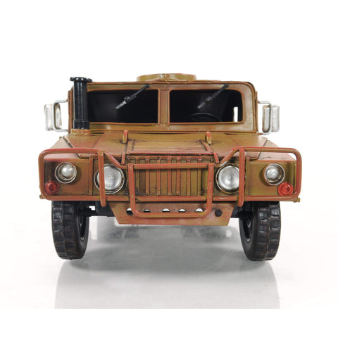 Humvee Model AJ058 by Old Modern Handicrafts-Models-Floor Mirror Gallery