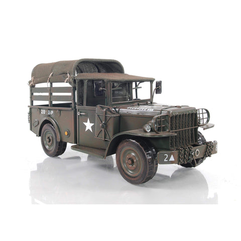 Vintage Dodge M42 Command Model AJ059 by Old Modern Handicrafts-Models-Floor Mirror Gallery