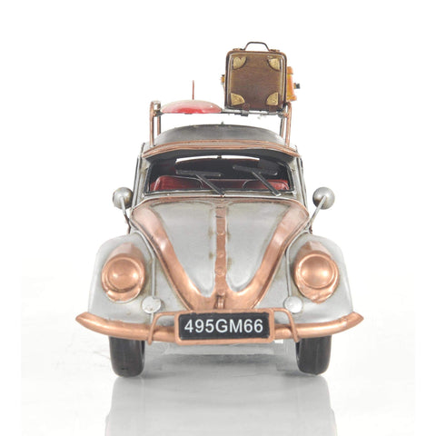 Volkswagen Beetle Model AJ065 by Old Modern Handicrafts-Models-Floor Mirror Gallery