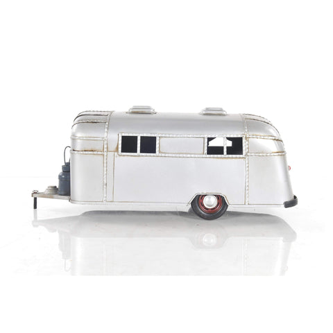 Camping Trailer Model AJ066 by Old Modern Handicrafts-Models-Floor Mirror Gallery