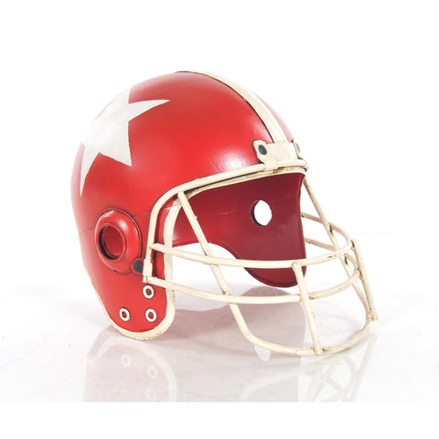 Football Helmet Model AJ067 by Old Modern Handicrafts-Models-Floor Mirror Gallery