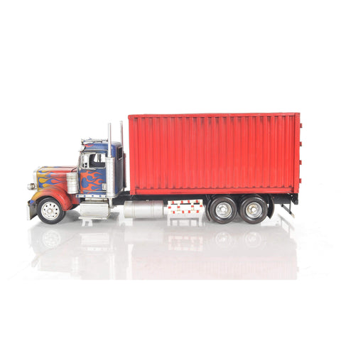 Big Rig Tissue Holder Model AJ072 by Old Modern Handicrafts-Models-Floor Mirror Gallery