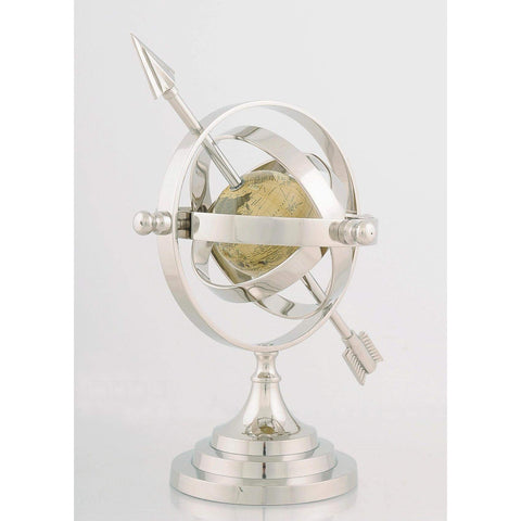 Alum Armillary Model AK011 by Old Modern Handicrafts-Models-Floor Mirror Gallery