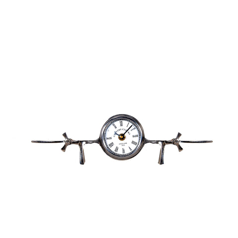 Aeroplane Table Clock Model AK038 by Old Modern Handicrafts-Models-Floor Mirror Gallery
