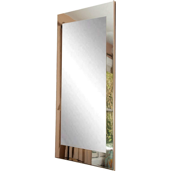 "Brandt Works Chrome Floor Mirror BM015TS 32""x66"" - Floor Mirror Gallery"