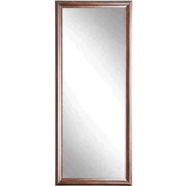 "Brandt Works Vintage Copper Hill Floor Mirror BM031TS 31.5""x65.5""-Floor Mirror-Floor Mirror Gallery"