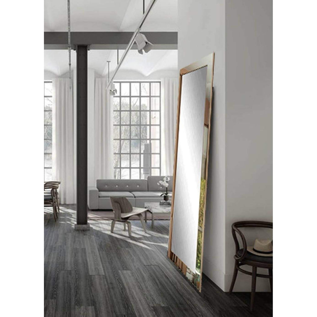 floor mirrors – floor mirror gallery - brandt works chrome floor mirror bmthin x  floor mirror gallery