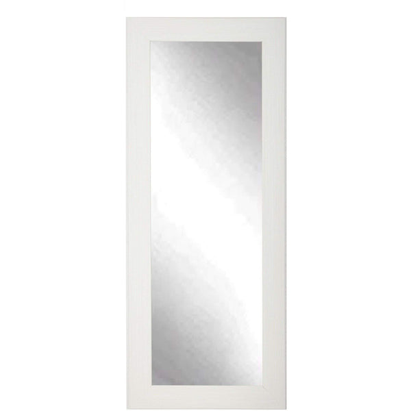 "Brandt Works Oyster Grain Floor Mirror BM8THIN 21.5""x71""-Floor Mirror-Floor Mirror Gallery"