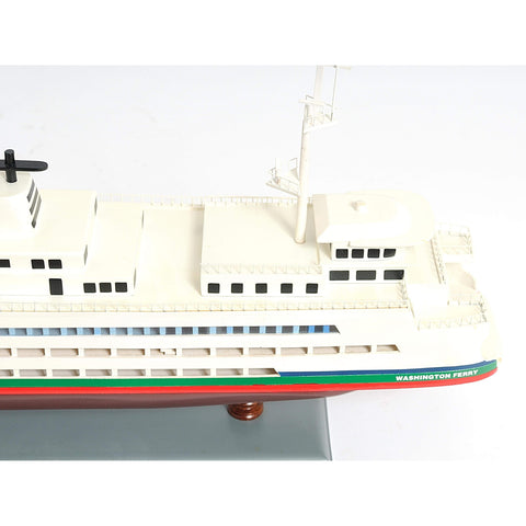 Washington Ferry NEW Model C032 by Old Modern Handicrafts-Models-Floor Mirror Gallery
