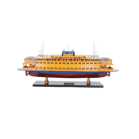 Staten Island Ferry Model C053 by Old Modern Handicrafts-Models-Floor Mirror Gallery