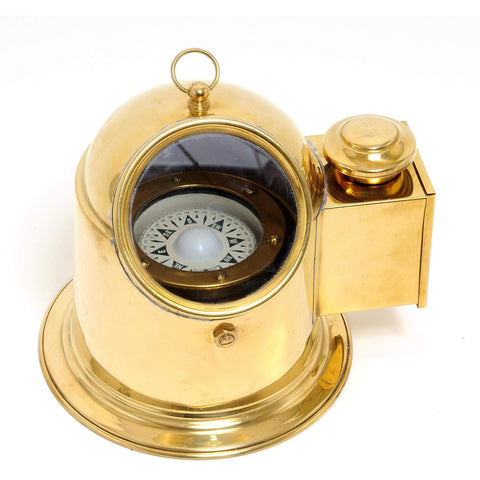 Binnacle Compass Large Model ND002 by Old Modern Handicrafts-Models-Floor Mirror Gallery