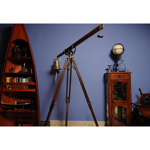 Telescope with Stand-40 inch Model ND018 by Old Modern Handicrafts-Models-Floor Mirror Gallery