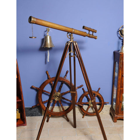 Victorian Marine Telescope Model ND020 by Old Modern Handicrafts-Models-Floor Mirror Gallery