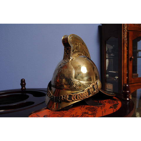 Fireman Helmet Model ND038 by Old Modern Handicrafts-Models-Floor Mirror Gallery