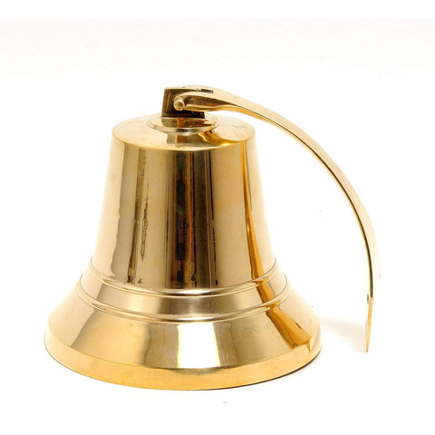 Ship Bell-10 inches Model ND046 by Old Modern Handicrafts-Models-Floor Mirror Gallery