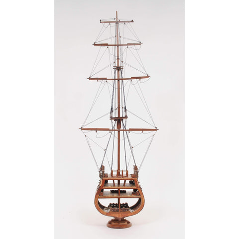 USS Constitution Cross Section Model Q009 by Old Modern Handicrafts-Models-Floor Mirror Gallery