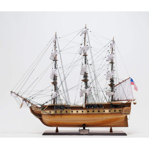 USS Constitution Exclusive Edition Model T012 by Old Modern Handicrafts-Models-Floor Mirror Gallery
