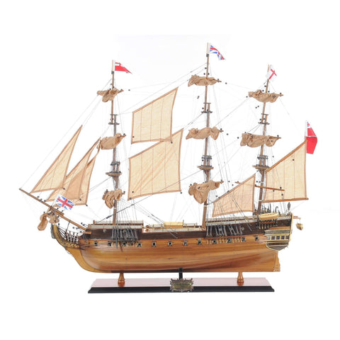 HMS Surprise Model T191 by Old Modern Handicrafts-Models-Floor Mirror Gallery