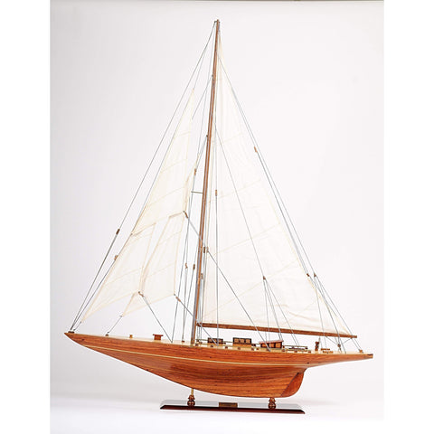 Shamrock Yacht L Model Y044 by Old Modern Handicrafts-Models-Floor Mirror Gallery