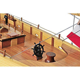Bluenose II XL Model Y074 by Old Modern Handicrafts-Models-Floor Mirror Gallery