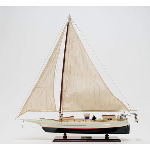 Skipjack Painted (L80) Model Y128 by Old Modern Handicrafts-Models-Floor Mirror Gallery