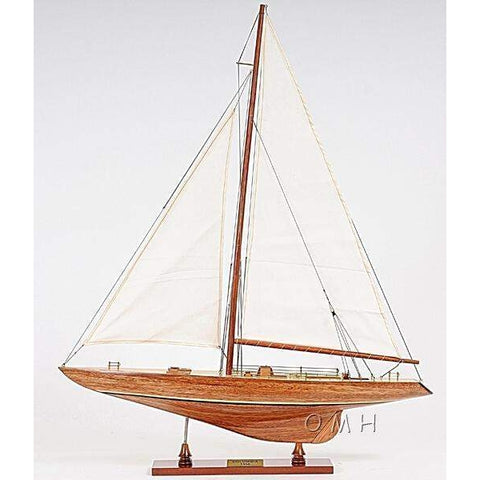 Columbia Yacht L Model Y155 by Old Modern Handicrafts-Models-Floor Mirror Gallery