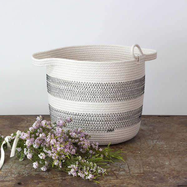 NEW! Generous Sized Basket with Handles