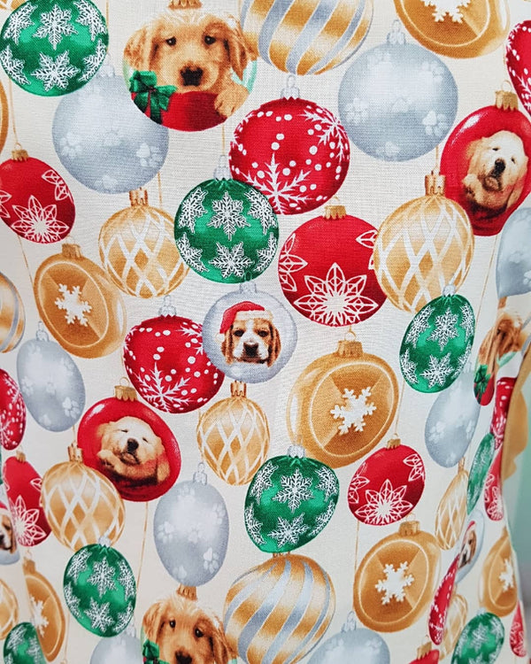 Holiday pups -size small