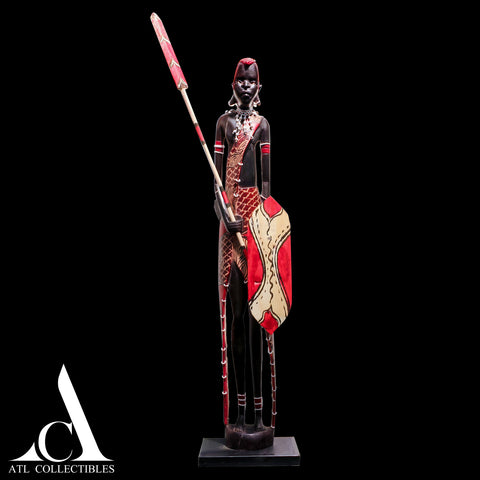 Massai Warrior (Male) (Not In Stock)