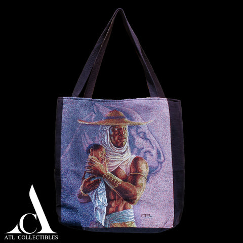 Thomas Blackshear Protector Tote Bag