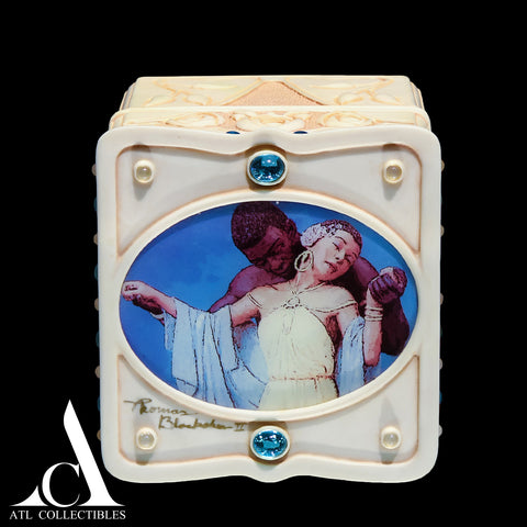 Thomas Blackshear Tender Touch Keep Sake Limited Issue Hand Signed